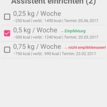 Diät-Assistent